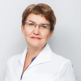 Пархоменко Лариса Евгеньевна, ЛОР