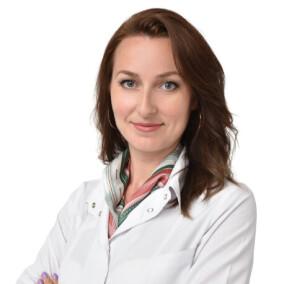 Кадоркина Юлия Владимировна, терапевт