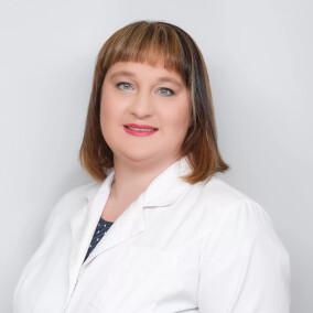 Кокарева Екатерина Валерьевна, невролог