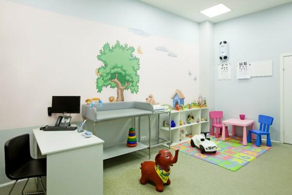 Немецкая семейная клиника на Варшавской