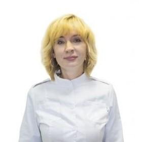 Харченко Ольга Витальевна, педиатр