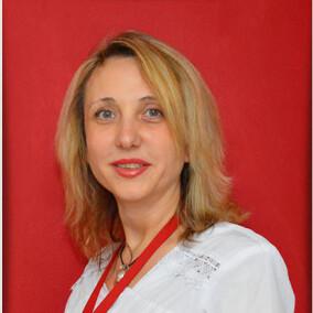 Борисенко Анжелика Владимировна, врач УЗД