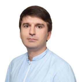 Красненко Андрей Сергеевич, ЛОР