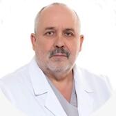 Охлопков Владимир Аввакумович, ЛОР