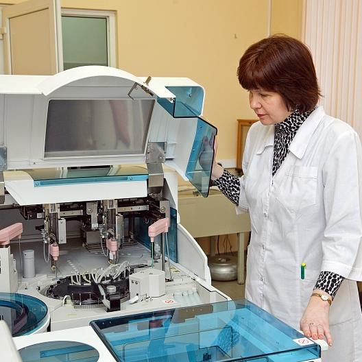 КДО Центра онкологии им. Петрова в Песочном, фото №2
