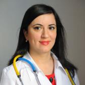 Мамедова Зумруд Эфлетдиновна, кардиолог