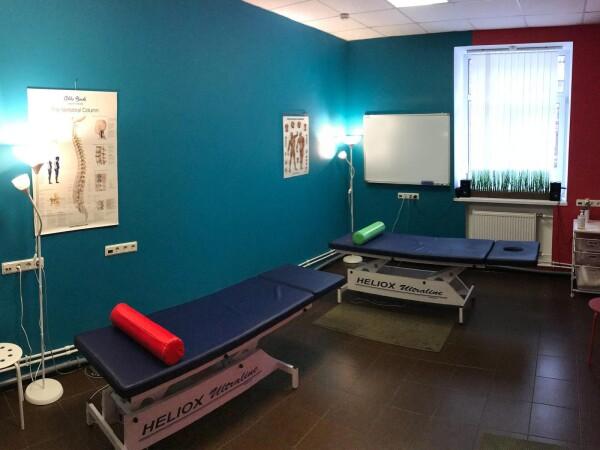 Медицинский центр массажа и остеопатии Неболи на Московском