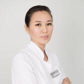 Эрдниева Надежда Олеговна, стоматолог-терапевт