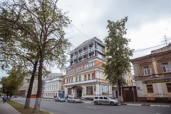 Клиника Александрия на Большой Покровской