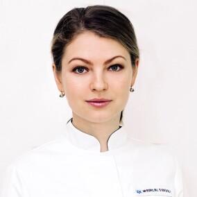 Ардамакова Алеся Валерьевна, офтальмолог