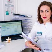 Самсонова Наталья Анатольевна, невролог