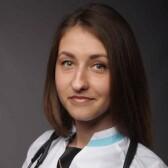 Доценко Кристина Игоревна, массажист