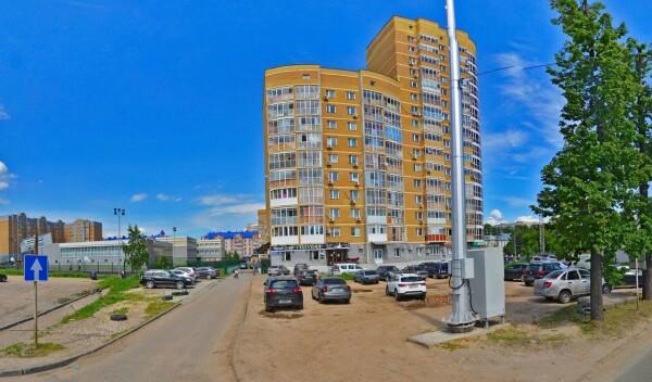 Лаборатория «Ситилаб» на Беломорской