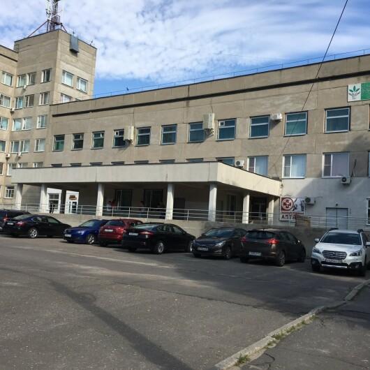 Детская больница №1 (2-й корпус) на Ломоносова, фото №1