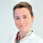 Вульф Кристина Александровна, кардиолог