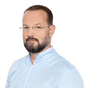 Березкин Дмитрий Андреевич, стоматолог-ортопед
