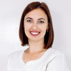 Голубева Ксения Алексеевна, офтальмолог
