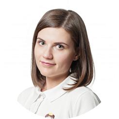 Аминова Ксения Сергеевна, стоматолог-терапевт