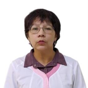 Григорьева Ирина Петровна, терапевт