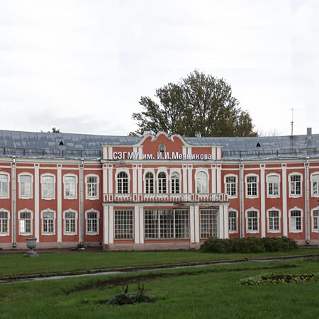 Больница имени Петра Великого, фото №1