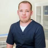 Богатов Никита Дмитриевич, остеопат