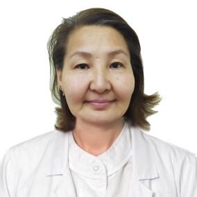 Стручкова Саргылана Владимировна, рентгенолог