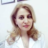 Отарашвили Марина Нодаровна, косметолог
