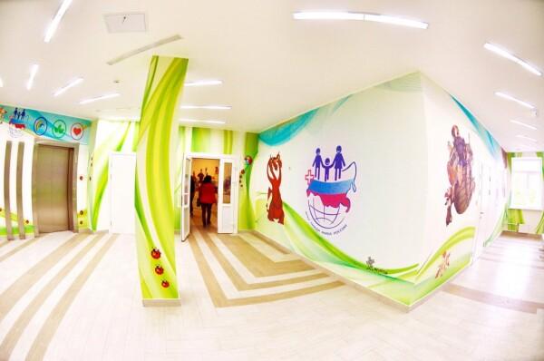 ФГБУ ДНКЦИБ ФМБА России, Детский научно-клинический центр