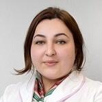 Мухидинова Диана Магомедовна, рентгенолог