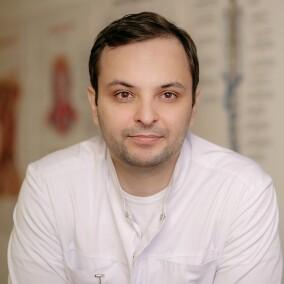 Шогенов Рамиш Курбанович, невролог
