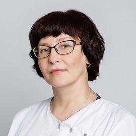 Хусниярова Елена Владимировна, врач УЗД