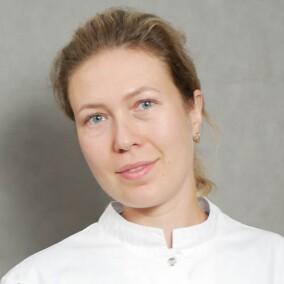 Бердникова Ольга Александровна, терапевт