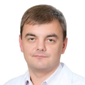 Кашковский Максим Леонидович, офтальмолог