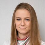 Винникова (Данилова) Мария Сергеевна, хирург