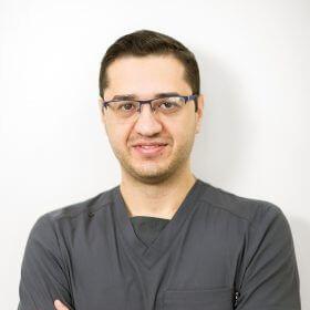 Дадоян Гурген Оганнесович, стоматолог-хирург