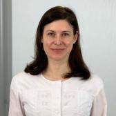 Дробизова Юлия Владимировна, инструктор ЛФК