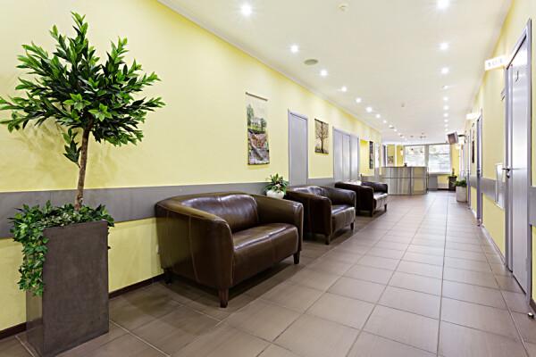 Центральная поликлиника Литфонда, Многопрофильный медицинский центр