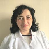 Анатова Айна Алигаджиевна, врач УЗД