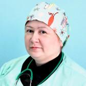 Переудина Ирина Алексеевна, гематолог