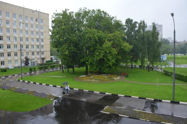 Городская клиническая больница имени А.К. Ерамишанцева