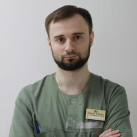 Кузьмин Евгений Витальевич, флеболог