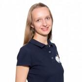 Агафонова Анастасия Владимировна, детский стоматолог