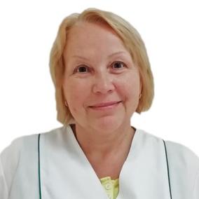 Лукичева Зоя Юрьевна, офтальмолог