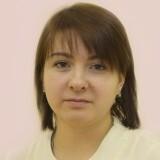 Холодкова Ирина Валерьевна, врач УЗД