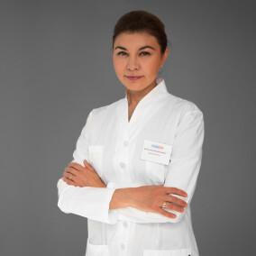Осипова Наиля Амергалиевна, венеролог, дерматовенеролог, дерматолог, врач-косметолог, трихолог, косметолог, Взрослый, Детский - отзывы