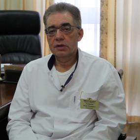Лейдерман Игорь Исаакович, невролог