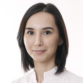Назирова Гулчехра Атхамовна, гастроэнтеролог