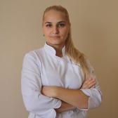 Келлер Ольга Сергеевна, врач функциональной диагностики