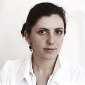 Жаворонкова Анастасия Сергеевна, невролог