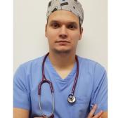 Якименко Владислав Андреевич, анестезиолог